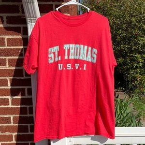 St. Thomas USVI T-Shirt